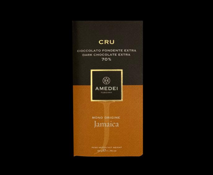 Amedei I Cru Jamajka 70% hořká čokoláda 50 g