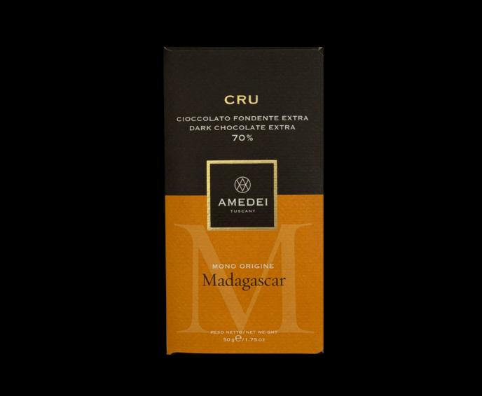 Amedei I Cru Madagaskar 70% hořká čokoláda 50 g
