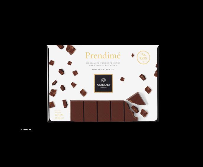 Amedei Prendimé 70% hořká čokoláda 500 g