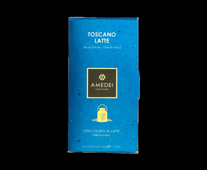 Amedei Toscano Brown 32% mléčná čokoláda 50 g
