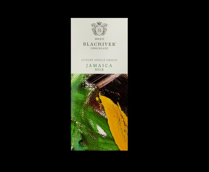 Black River Chocolate 48% mléčná čokoláda Jamajka 100g