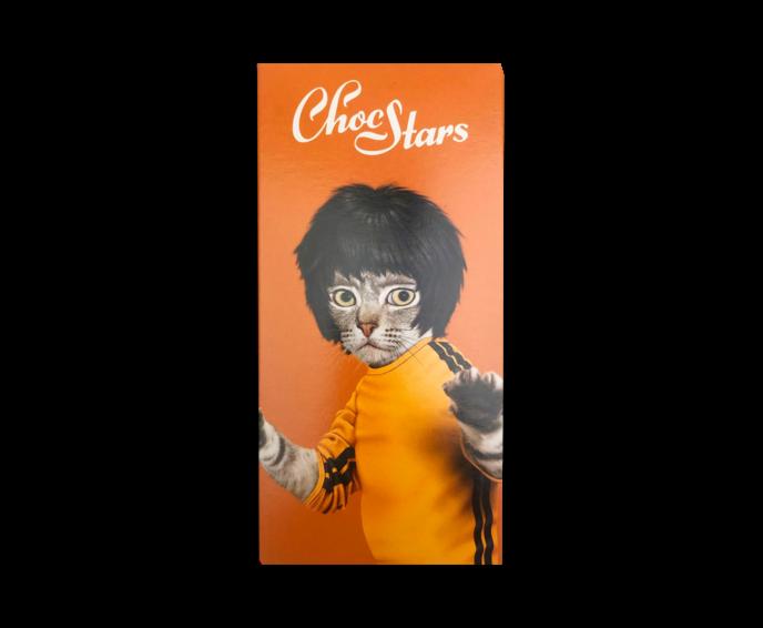 ChocStars Kung Fu 50% hořká čokoláda 100g