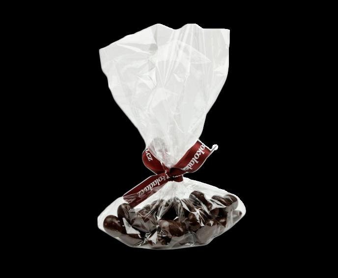 Francois Pralus Les Feves Cacaotes pražené kakaové boby v čokoládě 100 g