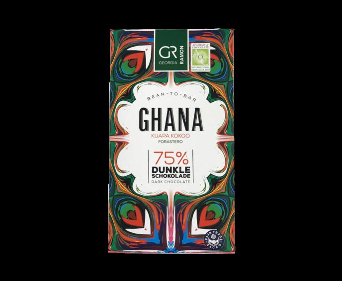 GR EXP 75% hořká čokoláda Ghana 50 g