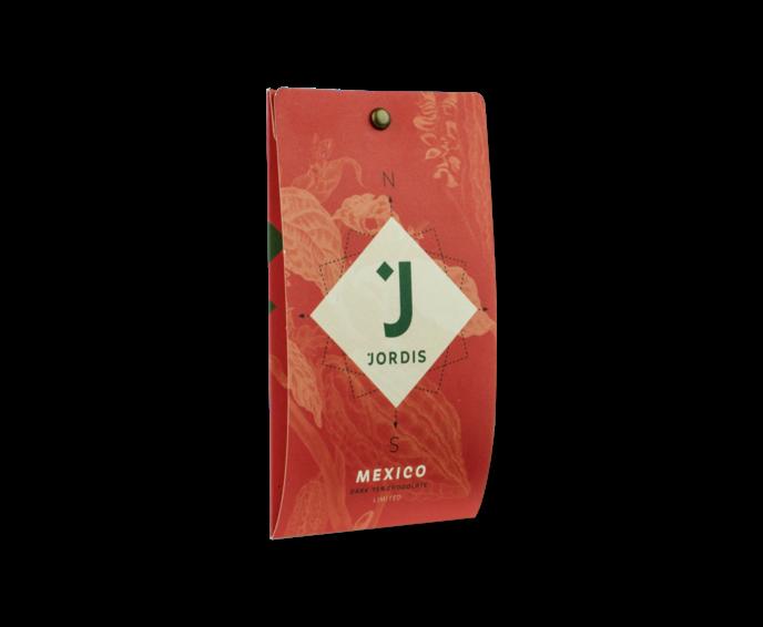 Jordi's MEXICO 75% hořká čokoláda 50 g