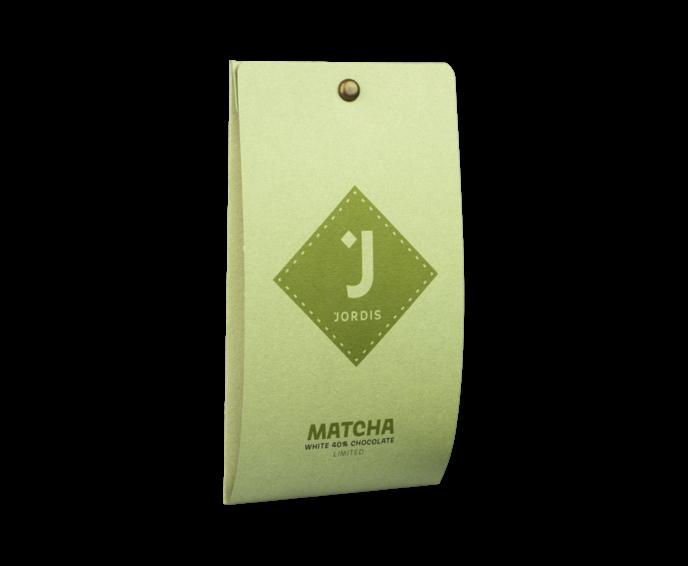 Jordi's Tea Matcha bílá čokoláda 50g