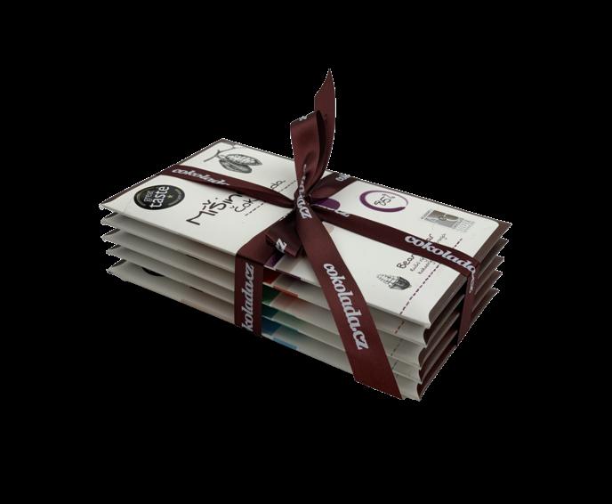 Míšina čokoláda Medailový balíček 400 g