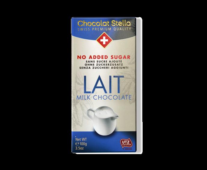 Stella 31% mléčná čokoláda bez přid. cukru 100 g