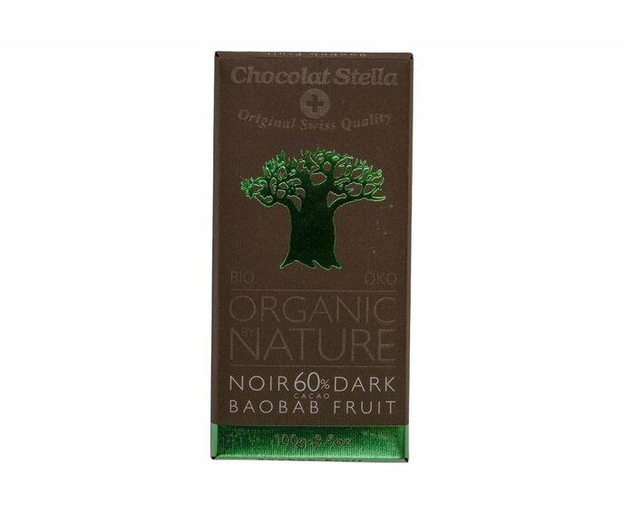 Stella 36% mléčná čokoláda Bio 100g