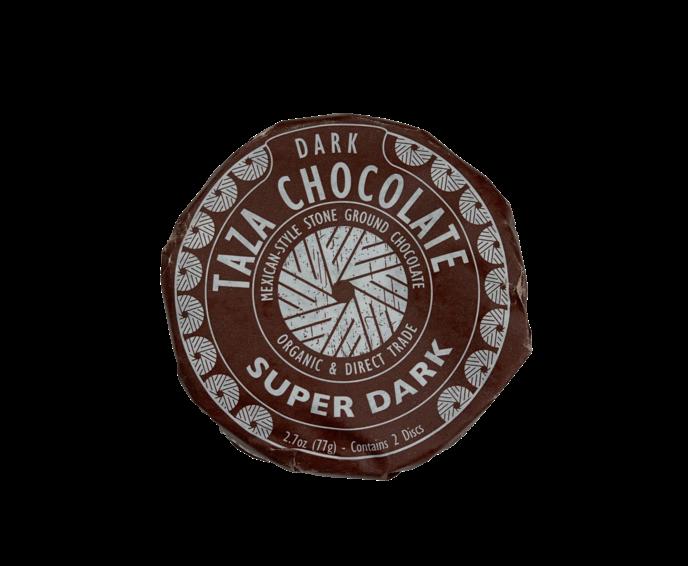 TAZA Chocolate 85% hořká čokoláda SUPER DARK 77 g