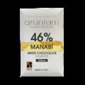 Aruntam 46% bílá čokoláda Manabí Ekvádor 50 g