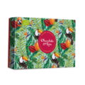 "Dárkové balení Chocolate and Love ""Panama Green"" Bio 4 x 40g"