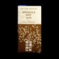 FRIIS-HOLM EXP MEDAGLA SOY 70% hořká čokoláda se sójou 100g