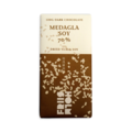 FRIIS-HOLM MEDAGLA SOY 70% hořká čokoláda se sójovými boby 100g