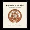 Heinde & Verre 62% mléčná čokoláda Balmy Brazil Milk 70 g