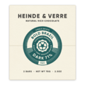 Heinde & Verre 71% hořká čokoláda Bold Brazil 70 g