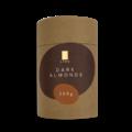 LYRA DARK ALMONDS - mandle v hořké čokoládě 200 g