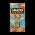 Marou 64% hořká čokoláda Café Arabica 80 g