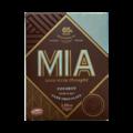 MIA 65% hořká čokoláda s kokosem 75 g