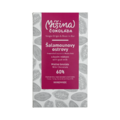 Míšina čokoláda 60% mléčná kozí mléko - Šalamounovy ostrovy 50 g