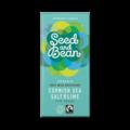 Seed and Bean 37% mléčná čokoláda mořská sůl Cornish a limetka Bio 85 g