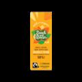 Seed and Bean BABY 58% hořká čokoláda pomeranč a tymián BIO 25 g