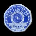 TAZA Chocolate 70% hořká čokoláda Sea Salt 77 g