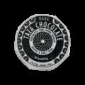 TAZA Chocolate Vanilla 50% hořká čokoláda 77 g