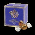 Willie's Cacao Caramel Pearls 54% mléčné pralinky s mořskou solí 150 g
