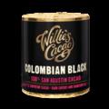 Willie's Cacao Colombian Black, 100% Black San Agustin čokoládový váleček 180 g