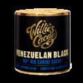 Willie's Cacao Venezuelan Black, 100% Rio Caribe čokoládový váleček 180 g