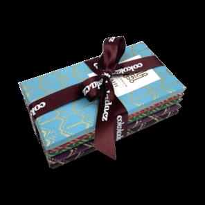 Ajala Single Origin degustační sada čokolád BIO 225 g