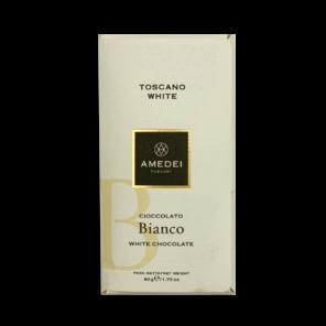 Amedei Toscano White bílá čokoláda 50 g