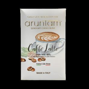 Aruntam 48% mléčná čokoláda Caffé Latte 50 g
