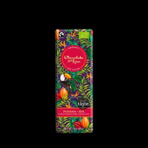 Baby Chocolate & Love Panama 80% hořká čokoláda Bio 40g