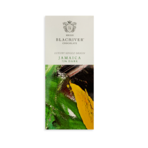Black River Chocolate 72% hořká čokoláda Jamajka 100 g