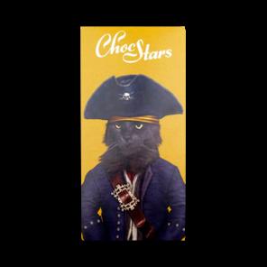 ChocStars Catbeard 50% hořká čokoláda 100g