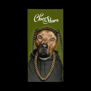 ChocStars Rap 50% hořká čokoláda 100g
