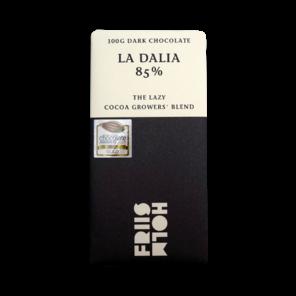 FRIIS-HOLM LA DALIA 85% hořká čokoláda Nicaragua 100 g