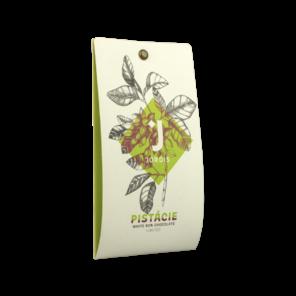 Jordi's Pistácie 40% bílá čokoláda s pistáciemi LIMITED 50g