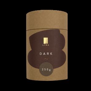 LYRA DARK 53% horká čokoláda 250g