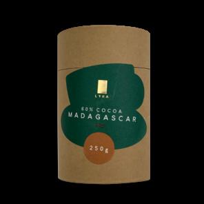LYRA MADAGASKAR 60% horká čokoláda 250g