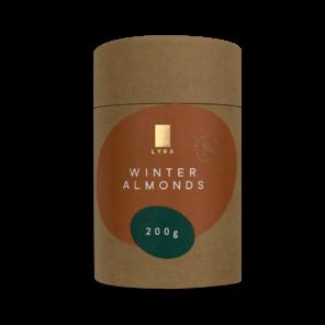 LYRA WINTER ALMONDS - mandle v čokoládě se skořicí 200 g