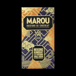 Marou 68% hořká čokoláda s kumkvatem 80 g