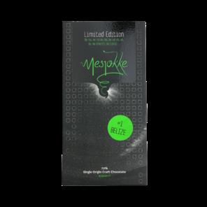 Mesjokke 72% hořká čokoláda Limited Edition Belize 80 g