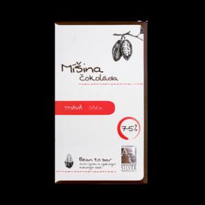 Míšina čokoláda 75% hořká čokoláda Tanzanie 80 g