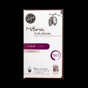 Míšina čokoláda 85% hořká čokoláda - Tanzanie 80g