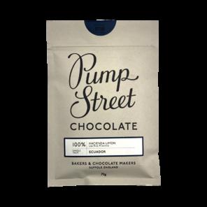 Pump Street 100% hořká čokoláda Ekvádor 70 g