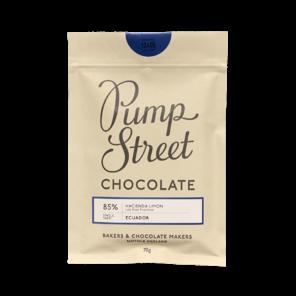 Pump Street 85% hořká čokoláda Ekvádor 70 g