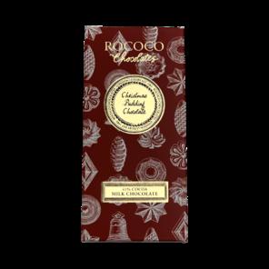 Rococo 41% mléčná čokoláda - čokoládový pudink 70g
